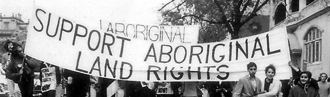 aboriginal land rights movement essay Aboriginal land rights in australia - research proposal the land rights movement in the 1960s, the aboriginal land rights on topic aboriginal land rights in.